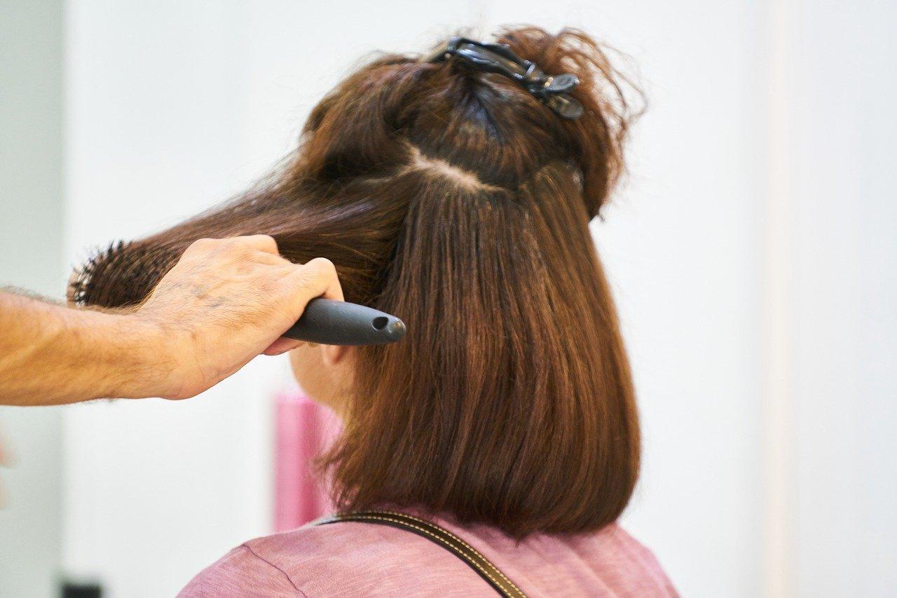 coiffure cheveux femme