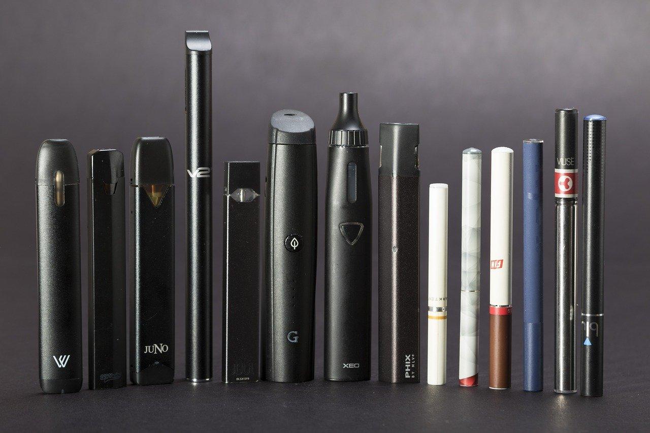 CBD avec une cigarette électronique